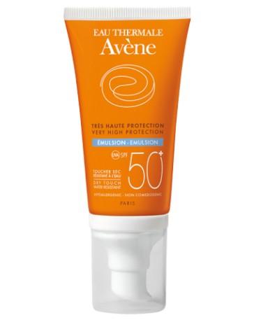 AVENE SPF 50+ EMULSION Peaux Mixte