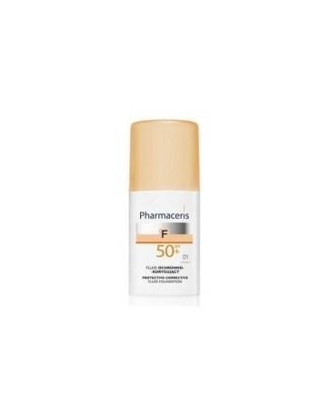 Pharmaceris Fluid Fondation N1 SPF50+ 30ML