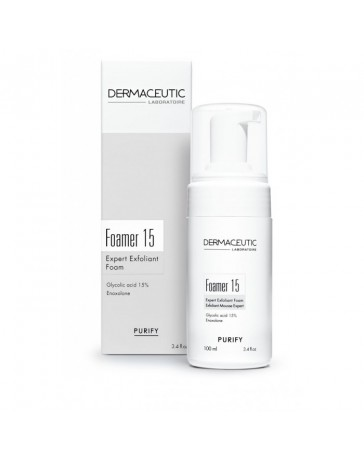 DERMACEUTIC FOAMER 15 MOUSSE ACTIVE 100ML