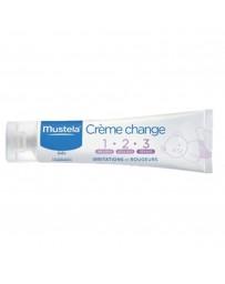 MUSTELA BEBE CREME POUR LE CHANGE 50ML