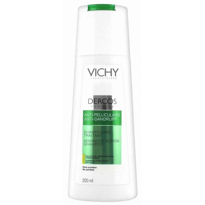 Shampooing Vichy Decos Anti-Pelliculaire traitant Cheveux secs