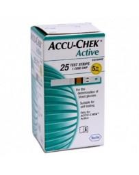 Accu-Chek Active Bandelettes BT/25