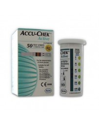 Accu-Chek Active Bandelettes BT/50