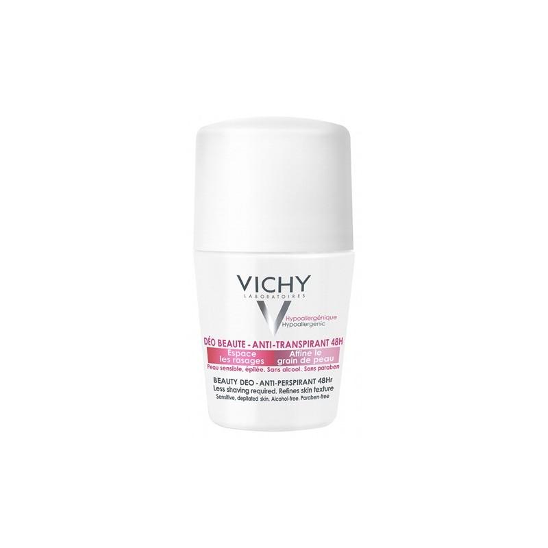 Déodorant Vichy Déo beauté Anti-transpirant 48h