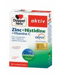 AKTIV ZINC+HISTIDINE 30 COMPRIMES