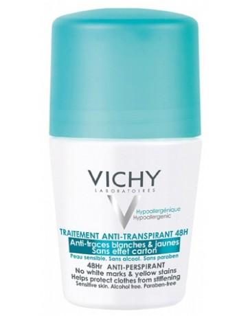 Déodorant Vichy Anti-transpirant 48h Anti-traces