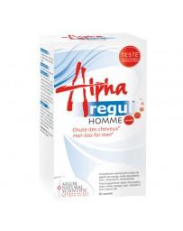 Alpharegul Homme - complément alimentaire contre la chute de cheveux 60 gélules