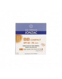 Jonzac BB compact N°02 doré - Eau Thermale Jonzac