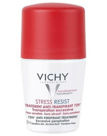 Déodorant Vichy Détranspirant Intensif 72h - Roll-on