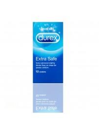 DUREX EXTRA SAFE B/12