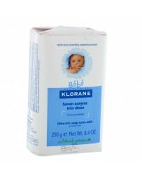KLORANE Bebe Savon Surgras Pain – 250 G
