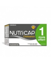 NUTRICAP ANTI-CHUTE – 60 Gelules