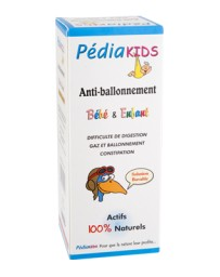 PEDIAKIDS ANTI-BALLONNEMENT