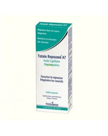 TOTALE REPOUSSE A7 HUILE CAPILLAIRE 50ML