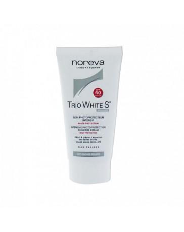 TRIO WHITE S SPF 50