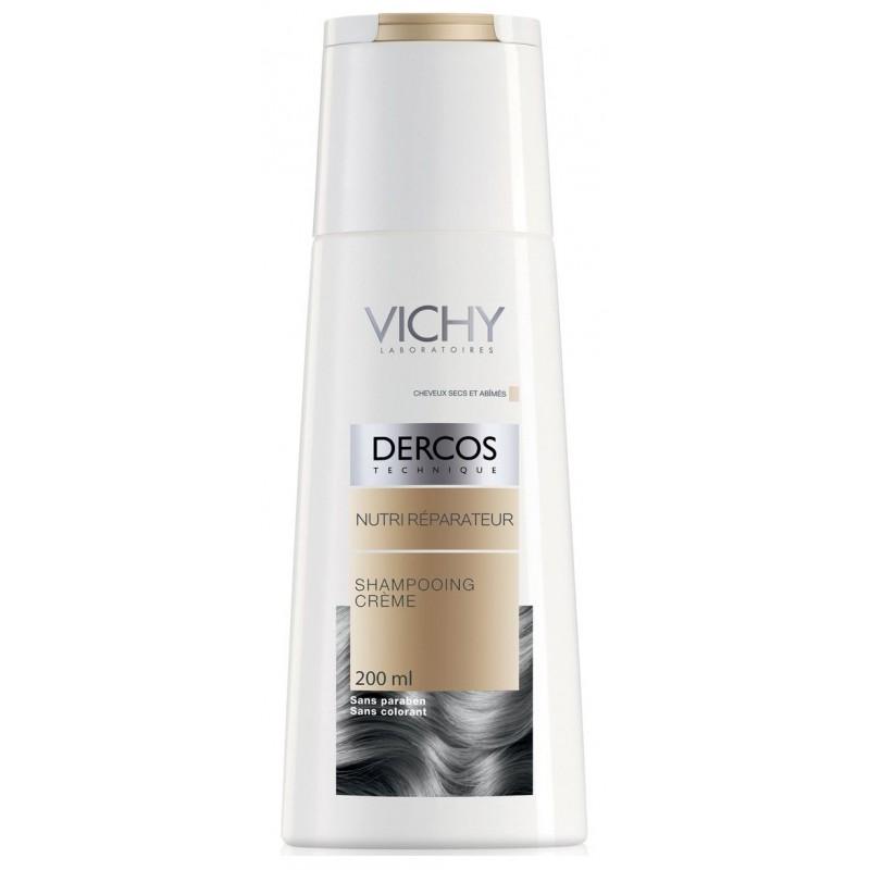 Vichy Decos Shampooing Crème Nutri Réparateur
