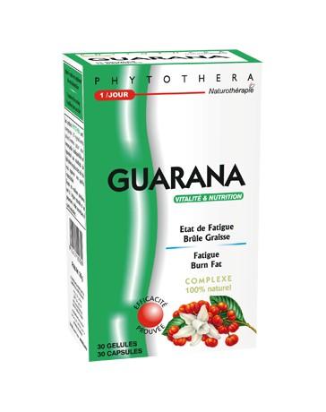 PHYTOTHERA GUARANA 30 Gélules