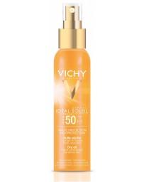 Huile Sèche SPF 50+ Vichy Idéal Soleil