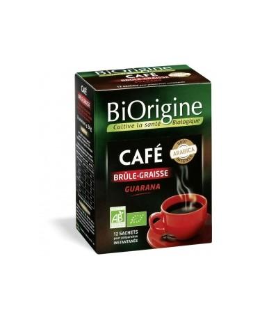 BIORIGINE CAFE BRULE GRAISSE