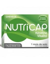NUTRICAP KERATINE VITALITE CHEVEUX 90 CAPSULES