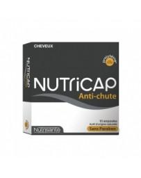 NUTRICAP ANTICHUTE SERUM AMPOULE 10