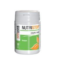 Nutriceutik NutriStop 30 Gélules