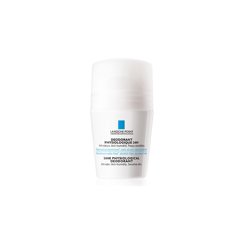 La Roche-Posay Déodorant Physiologique 24H Roll-on 50ml